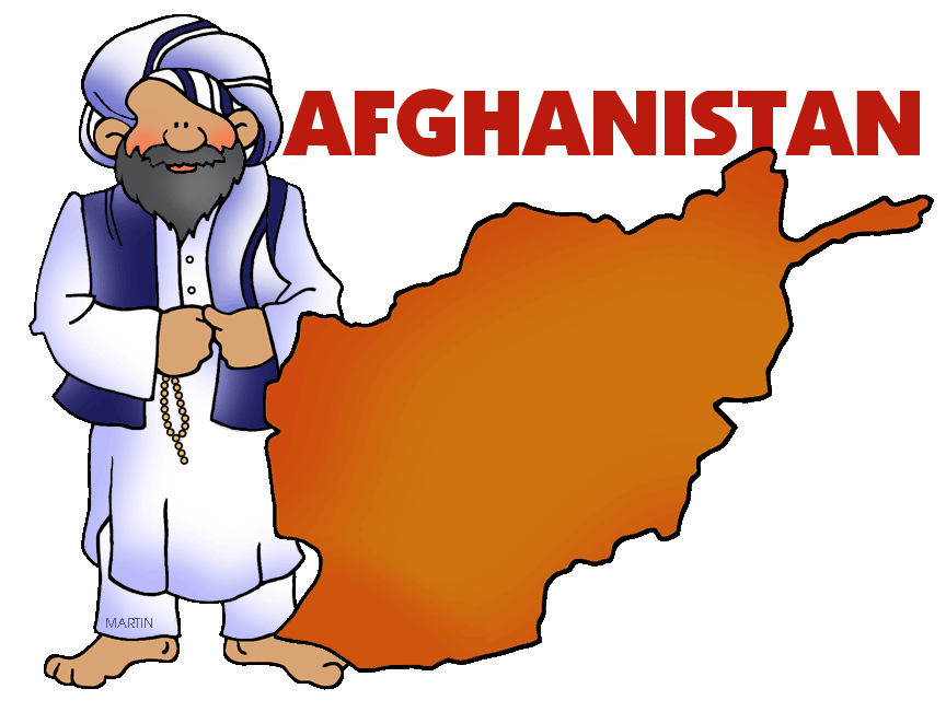Afghanistan Map
